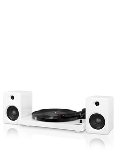 Victrola White Speakers & Docks Home & Portable Audio