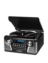 Victrola 50s Retro Bluetooth CD Record Player