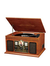 Victrola 6-In-1 Bluetooth Record Player & Turntable