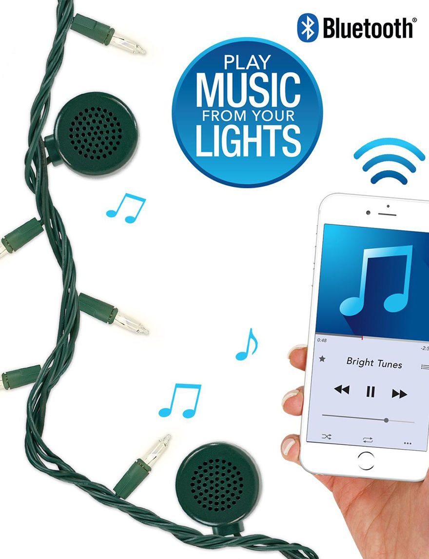 Bright Tunes Green Speakers & Docks Home & Portable Audio