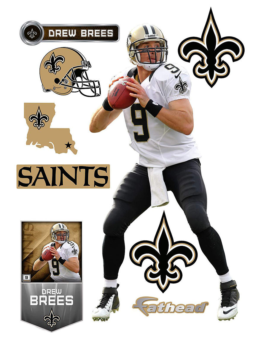Fathead Multi NFL Wall Decor