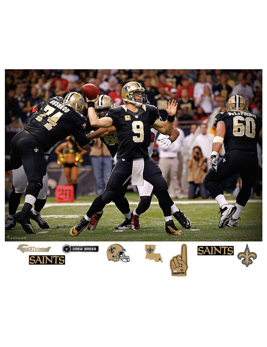 Fathead Multi Wall Art NFL Wall Decor