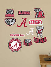 Fathead Jr. University of Alabama Wall Decals