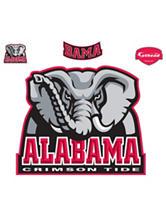 Fathead 4-pc. Alabama Crimson Tide Logo Wall Decals