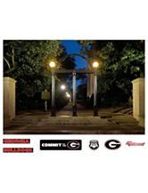 Fathead 7-pc. Georgia Bulldogs Wall Decals