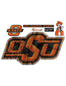 Fathead 6-pc. Oklahoma State Cowboys Realtree® Logo Wall Decals