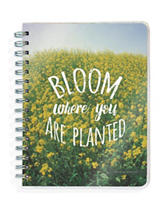 2017 Academic Year Bloom Spiral Planner