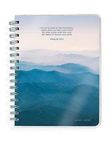 2017 Academic Year Psalms Spiral Planner