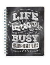2017 Academic Year Busy Plans Spiral Planner
