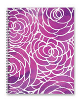 2017 Academic Year Purple Passion Planner
