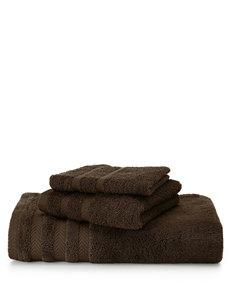 Martex Brown Bath Towels Towels