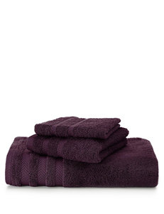 Martex Plum Hand Towels Towels