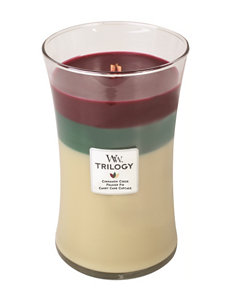 Woodwick Christmas Trilogy Candle