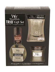 Woodwick 3-pc. Fireside Trio Gift Set