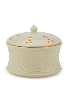 Candle Warmers Tuscan Cream Candle Aire Fragrance Warmer