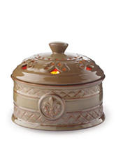 Candle Warmers Fleur De Lis Candle Aire Fragrance Warmer