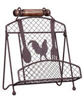 Home Essentials Rooster Cookbook Holder