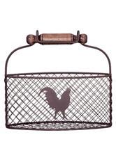 "Home Essentials 10"" Oval Basket"