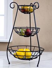 Home Essentials 3-Tier Fruit Basket