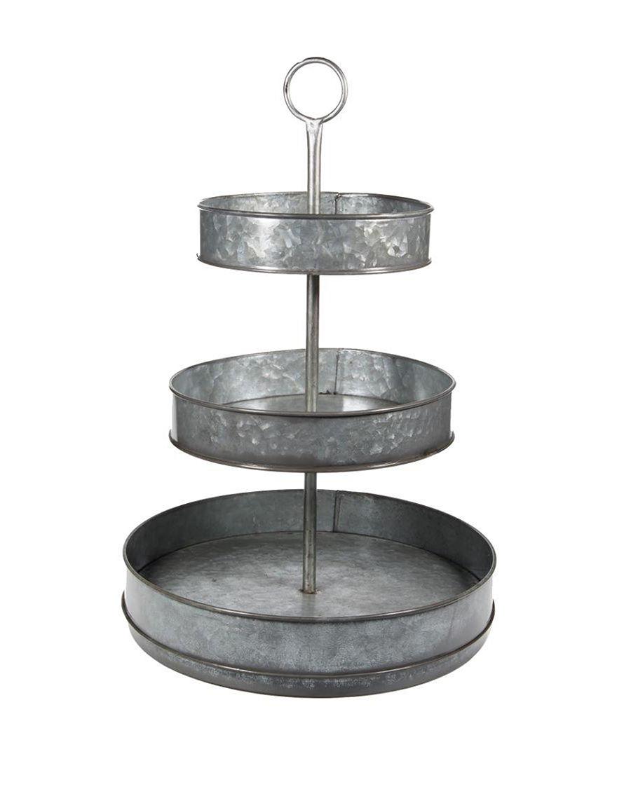 Home Essentials Steel Cake Stands & Tiered Servers Serveware