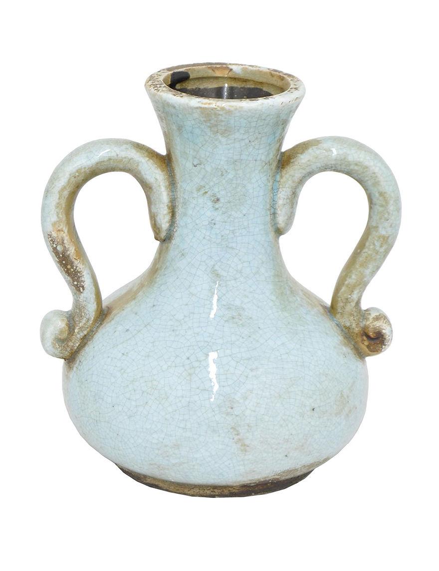 Benzara Turqouise Vases & Decorative Bowls