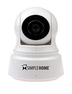 Simple Home Pan & Tilt Wifi Security Camera
