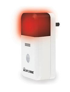 Simple Home Wi-fi Smart Alarm Siren