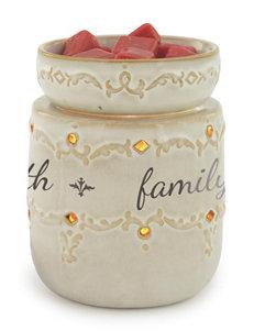 Candle Warmers Faith Family Friends Warmer