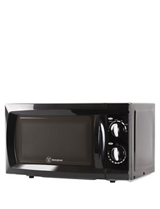 Westinghouse Black 600 Watt Microwave