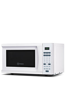 Westinghouse White 700 Watt Microwave
