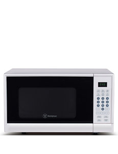 Westinghouse White 900 Watt Microwave