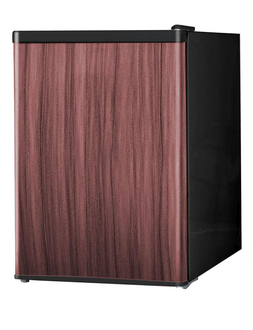 Black / Brown Refrigerators Kitchen Appliances