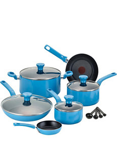 T-fal Blue Cookware Sets Cookware