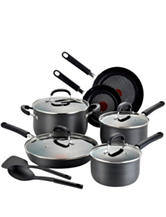 T-fal 12-pc. Optic Cook Hard Anodized Cookware Set