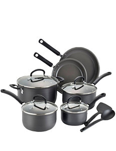 T-fal Black Cookware Sets Cookware