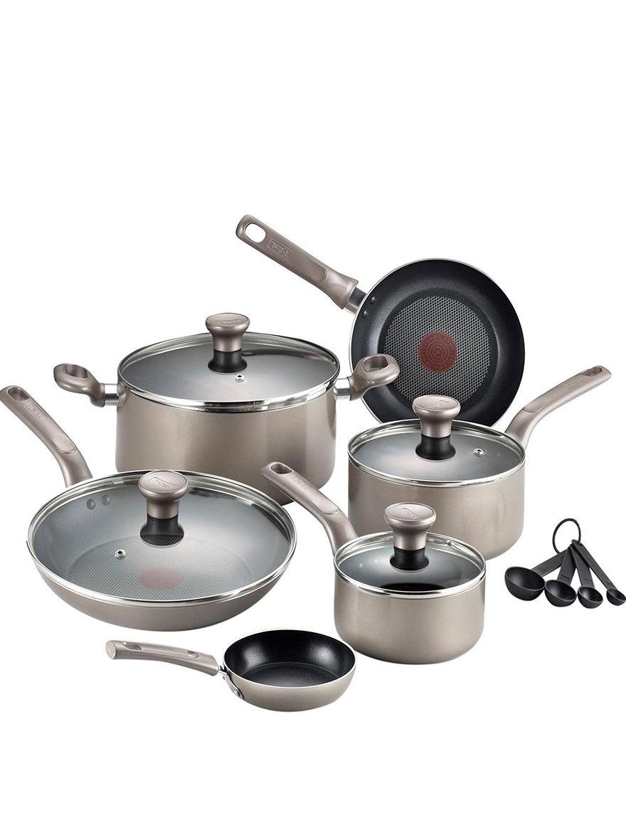 T-fal Platinum Cookware Sets Cookware