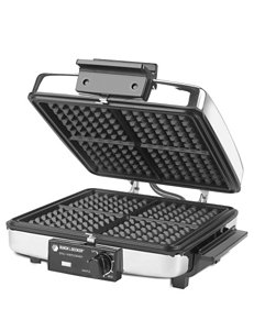 Black & Decker Silver Electric Grills, Griddles & Waffle Makers Kitchen Appliances