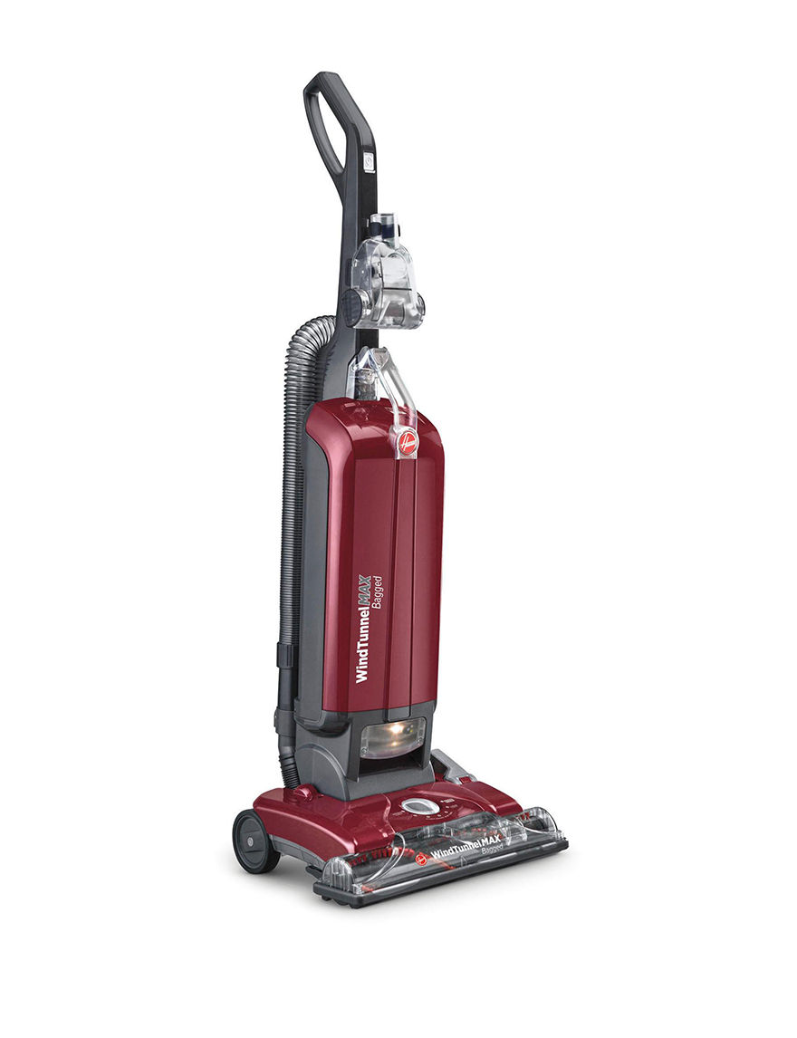 Hoover Red Vacuums & Floor Care
