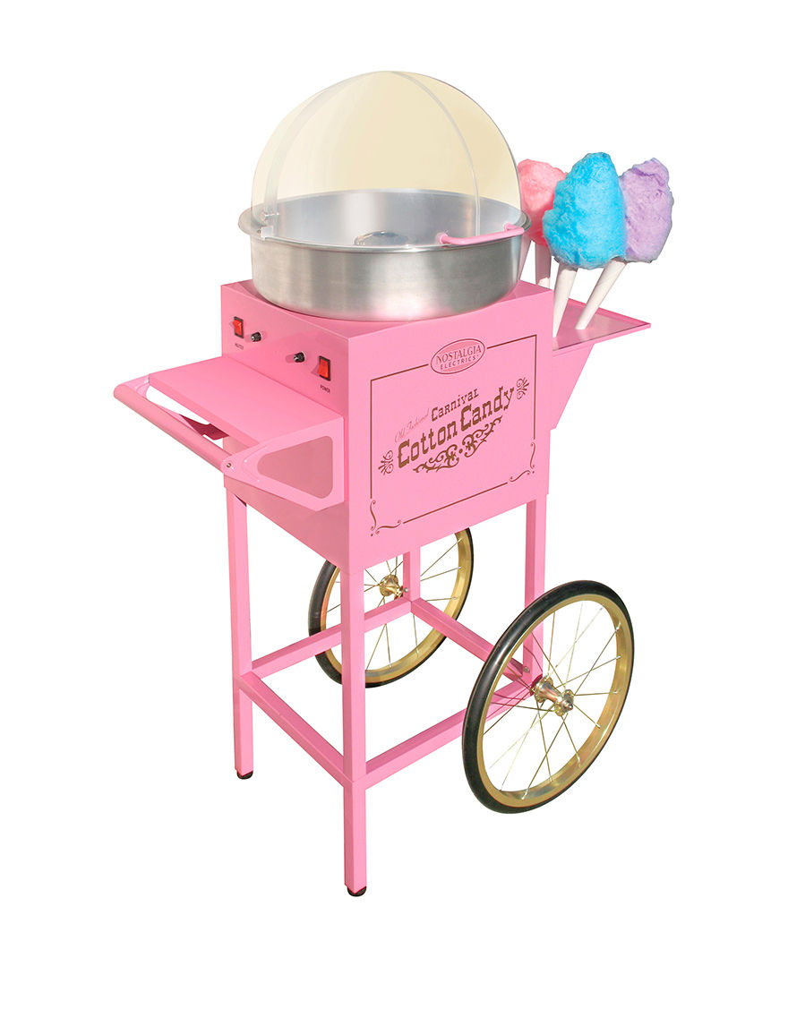 Nostalgia Electrics Pink Specialty Food Makers Kitchen Appliances