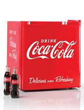 Nostalgia Coca-Cola® 1.7 Cu. Ft. Refrigerator
