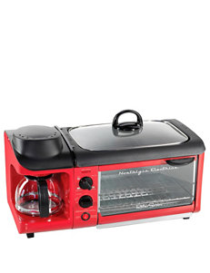 Nostalgia Electrics Red Specialty Food Makers Kitchen Appliances