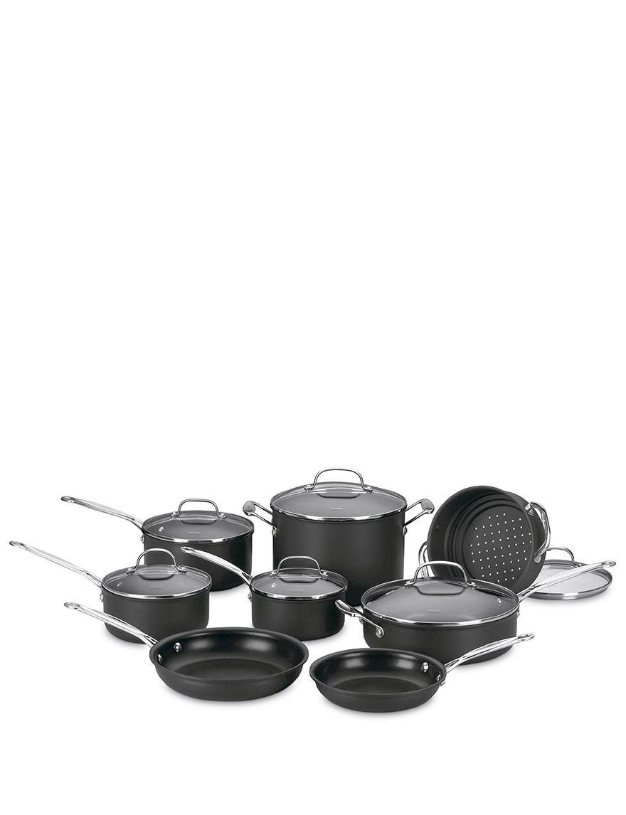 Cuisinart Grey Cookware Sets Cookware