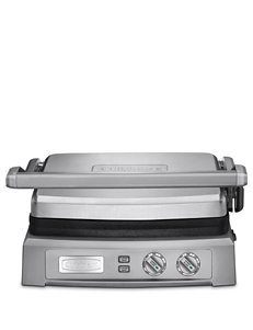 Cuisinart Stainless Electric Grills, Griddles & Waffle Makers Kitchen Appliances