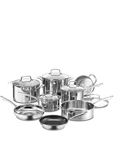 Cuisinart Professional Series 13-pc. Stainless Steel Cookware Set