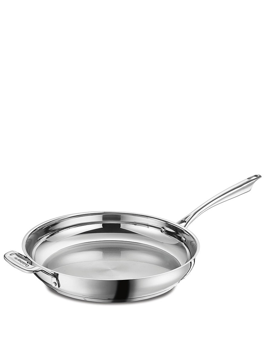 Cuisinart Silver Frying Pans & Skillets Cookware