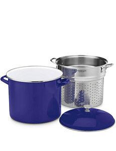 Cuisinart Cobalt Blue Double Boilers & Steamers Cookware
