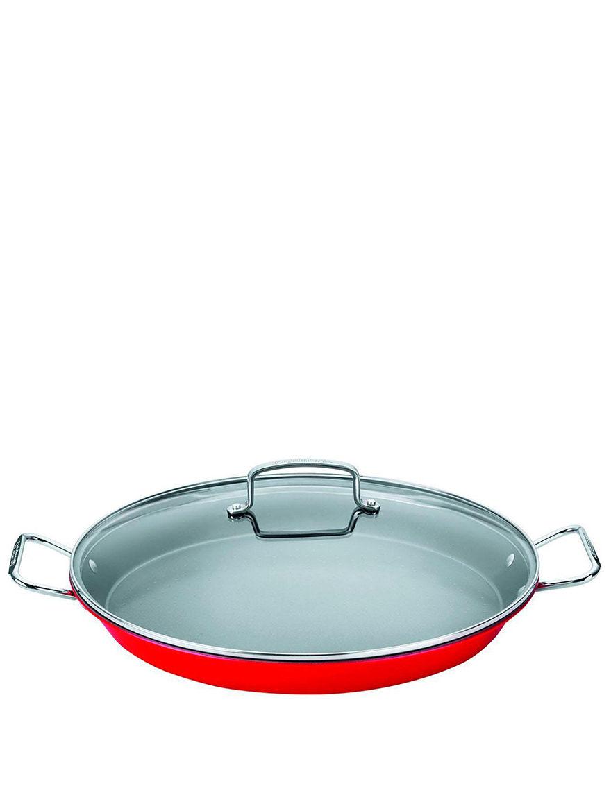 Cuisinart Red Pots & Dutch Ovens Cookware