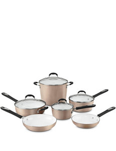 Cuisinart Elements 10-pc. Champagne Nonstick Cookware Set