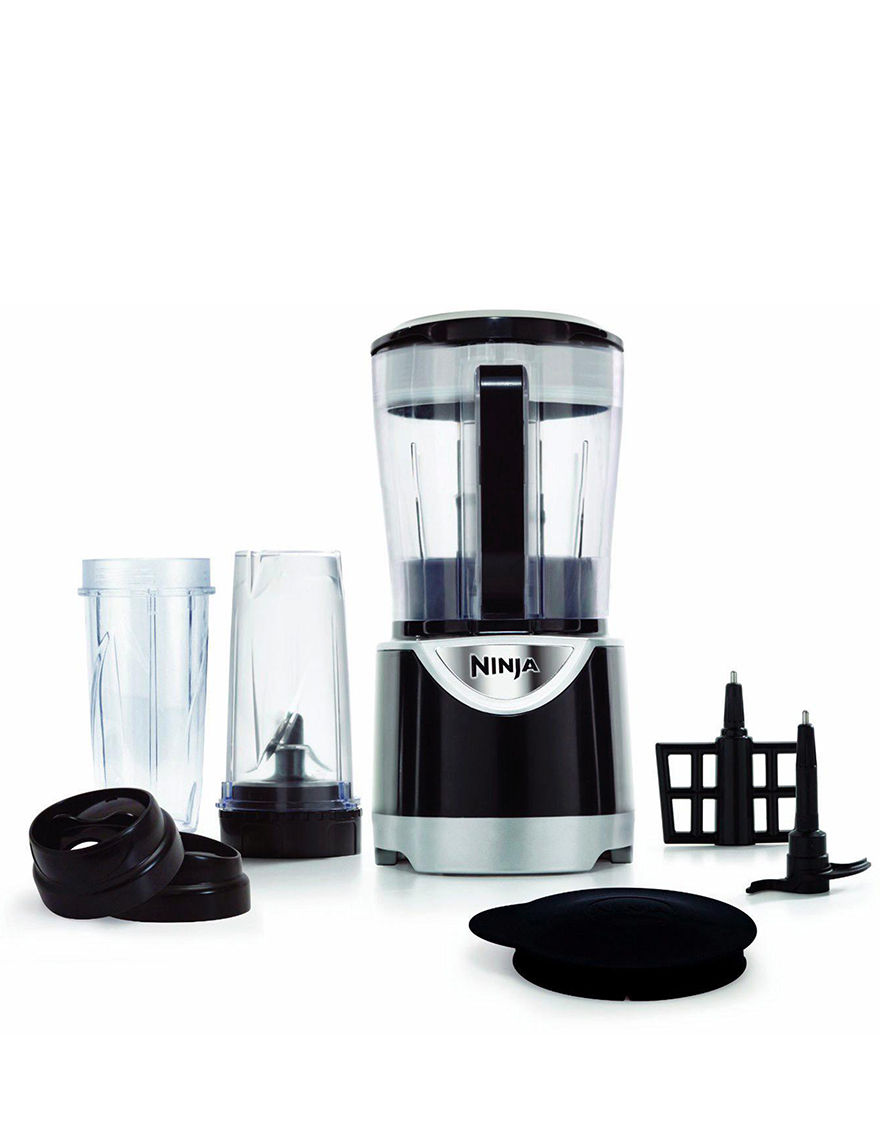 Ninja Black Blenders & Juicers Kitchen Appliances