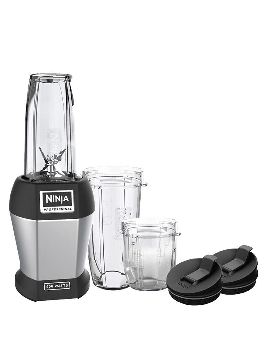 Ninja Grey Blenders & Juicers Kitchen Appliances